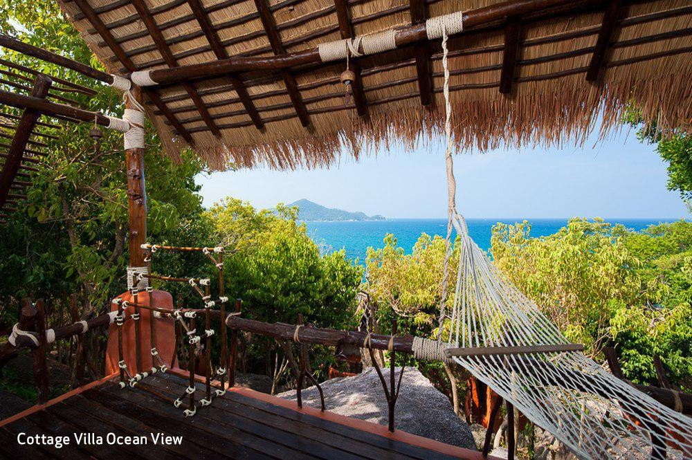 Exclusive Cottage Villa at secret beach (Koh Tao) - Socialgiver | Social Enterprise in Thailand ...